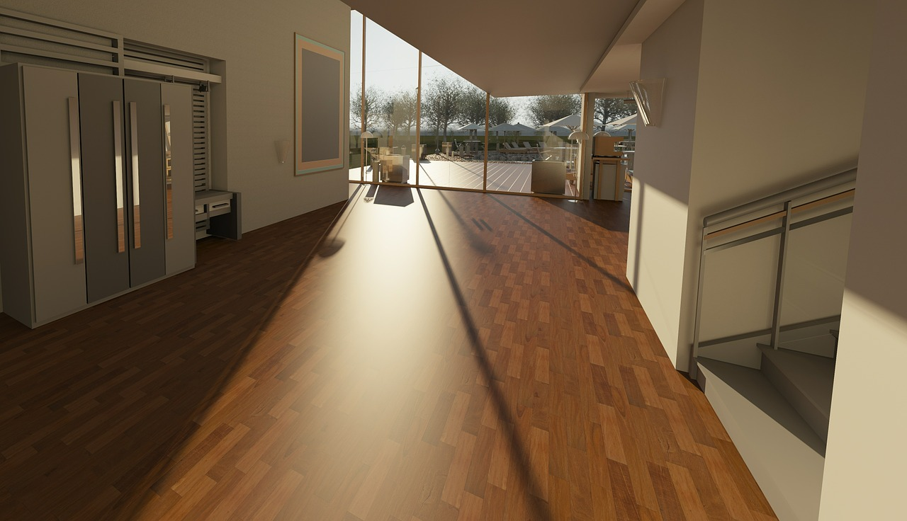 Architecture Interior Room Modern  - ehrendreich / Pixabay